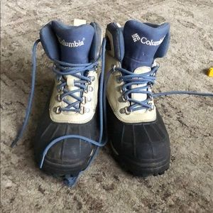 Columbia Women's snow boots